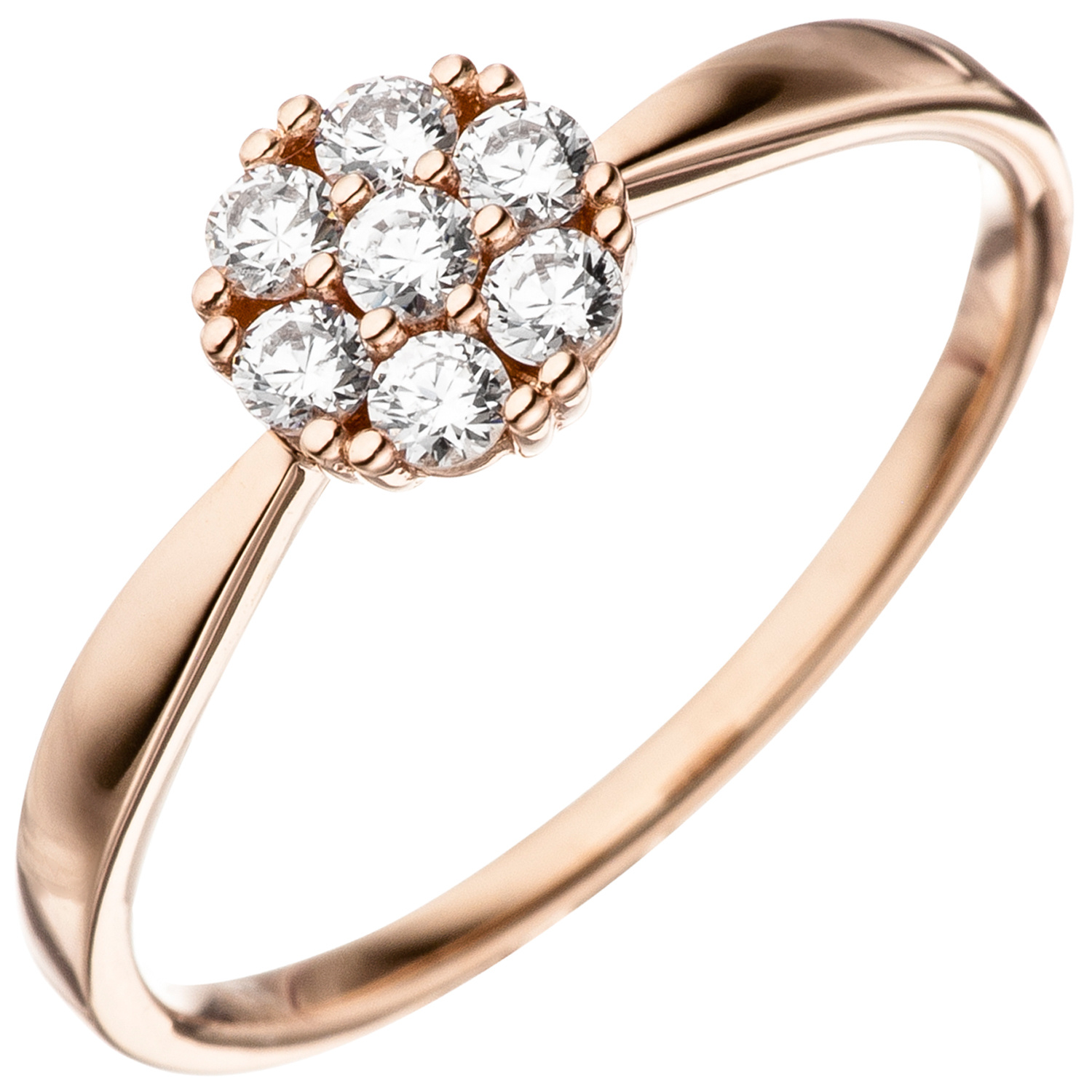ring damen gold